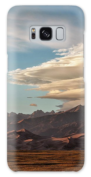 Sangre De Cristo Galaxy S8 Case - Usa, Colorado, Great Sand Dunes by Ann Collins