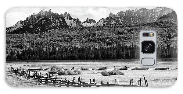 White Mountain National Forest Galaxy Case - Usa, Idaho, Sawtooth National by Jaynes Gallery