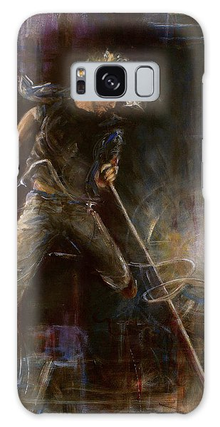 Vedder Galaxy Case by Josh Hertzenberg