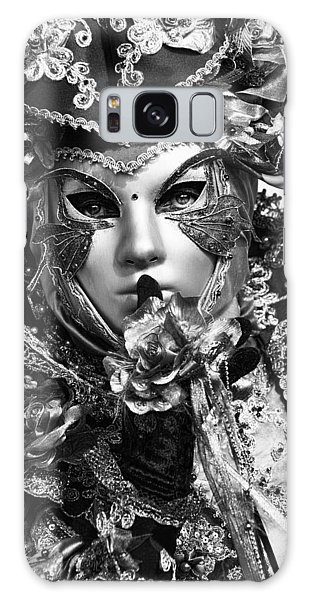 Venetian Mask Galaxy Case by Yuri Santin