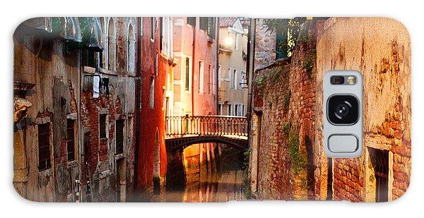 Venice Italy Canal Galaxy Case by Kim Fearheiley
