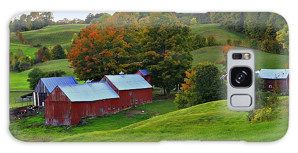 Vermont's Jenne Farm Galaxy Case