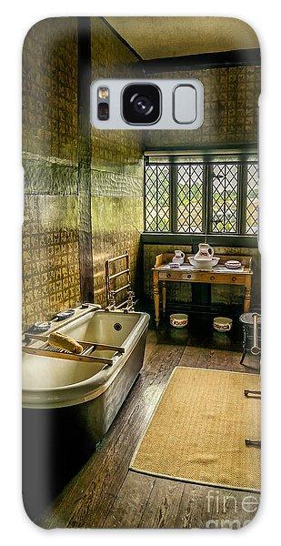 Victorian Wash Room Galaxy Case