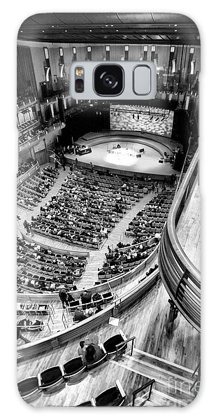 View From The Upper Balcony At Strathmore Music Center Galaxy Case