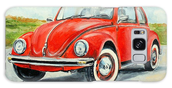 Vw Beetle Galaxy Case