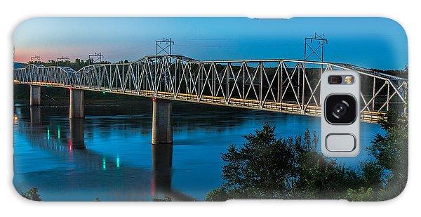 Washington Bridge Galaxy Case