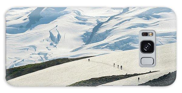 White Mountain National Forest Galaxy Case - Washington, Cascade Mountains by Matt Freedman