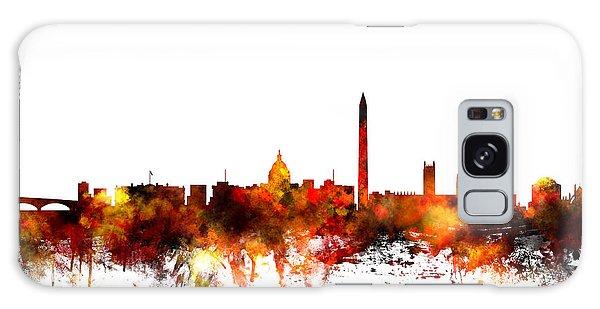 Usa Galaxy Case - Washington Dc Skyline by Michael Tompsett