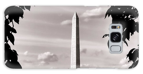Washington D.c Galaxy Case - Majestic Washington Monument by Olivier Le Queinec