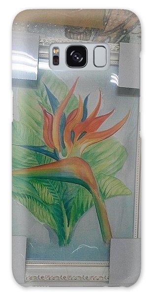 Watercolor Galaxy Case