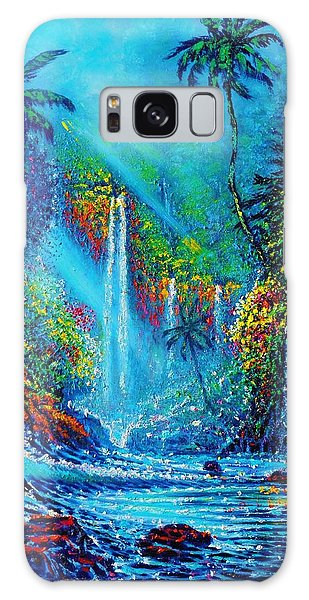 waterfall II  Galaxy Case