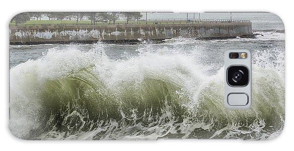 Wave Action Galaxy Case