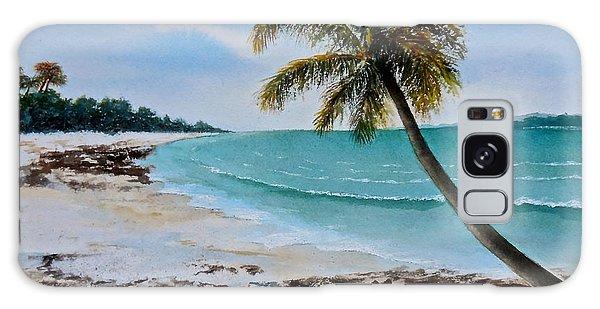 West Of Zanzibar Galaxy Case by Sher Nasser
