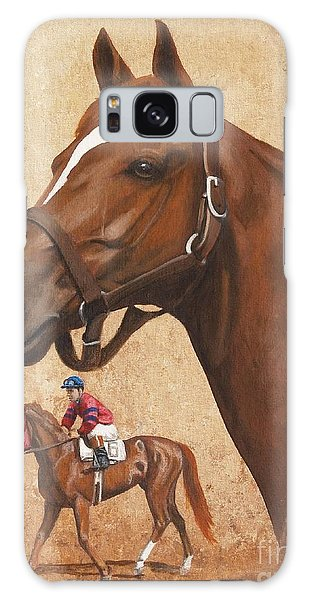 Whirlaway Galaxy Case