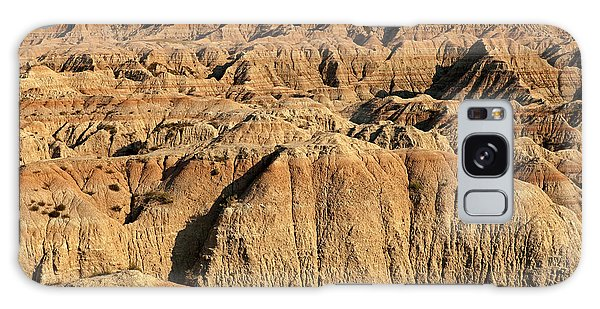 White River Valley Overlook Badlands National Park Galaxy Case
