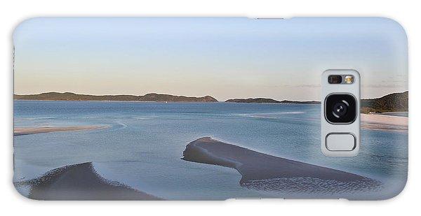 Whitsunday Island Galaxy Case