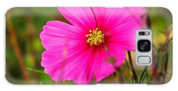 Wild Flower Galaxy Case
