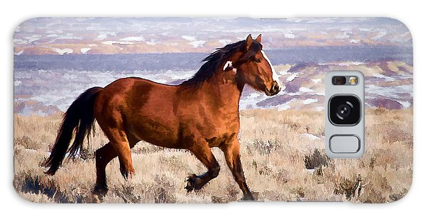 Eagle - Wild Horse Stallion Galaxy Case