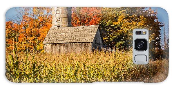 Wildwood Farm In Fall Galaxy Case