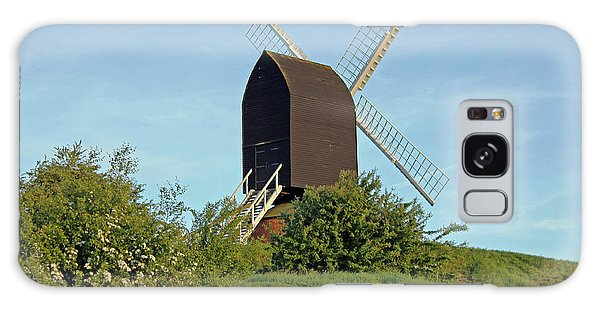 Windmill On Brill Common Galaxy Case