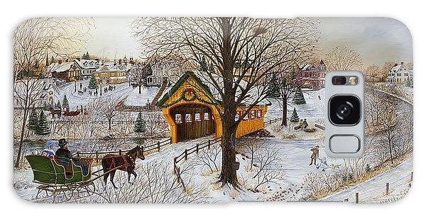Winter Memories Galaxy Case by Doug Kreuger