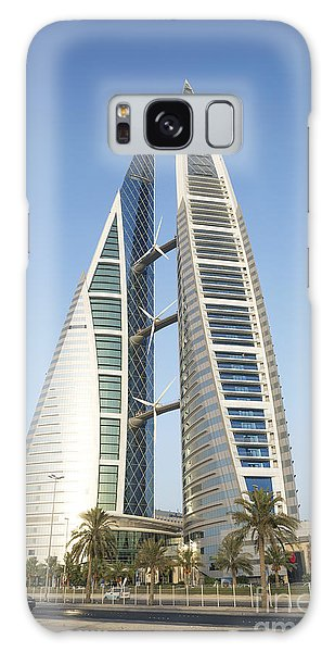 World Trade Center Manama Bahrain Galaxy Case