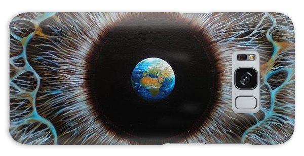 World Vision Galaxy Case by Paula Ludovino