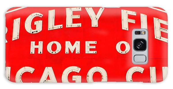 Wrigley Field Sign Galaxy Case