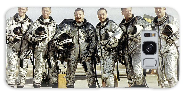 Astronaut Galaxy Case - X-15 Aircraft Test Pilots by Nasa