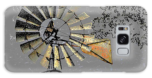 Yesterday's Windmill Galaxy Case