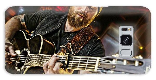 Zac Brown Galaxy Case by Don Olea