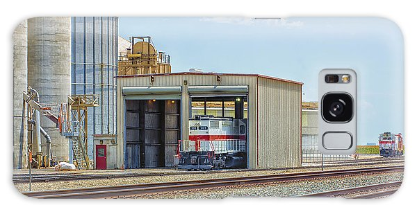 Foster Farms Locomotives Galaxy Case by Jim Thompson