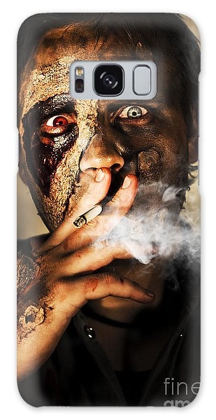 Voodoo Galaxy Case - Zombie Killing Some Time by Jorgo Photography - Wall Art Gallery