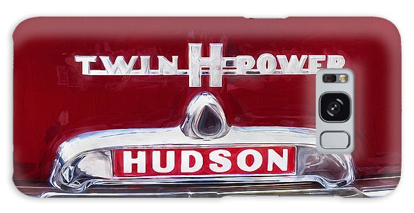 1952 Hudson Hornet 4 Door Sedan Twin H Power Painted  Galaxy Case