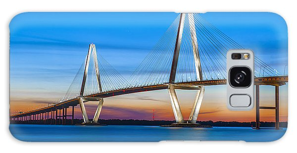 Charleston Arthur Ravenel Bridge Galaxy Case