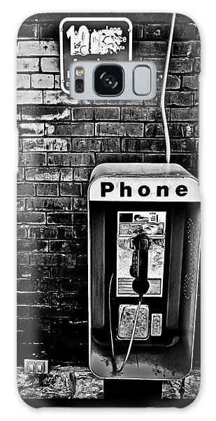10 Cent Phone Call Galaxy Case