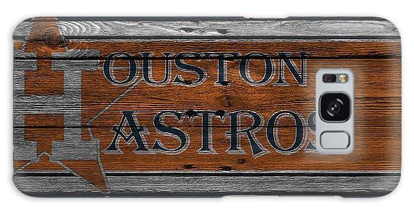 Astro Galaxy Case - Houston Astros by Joe Hamilton
