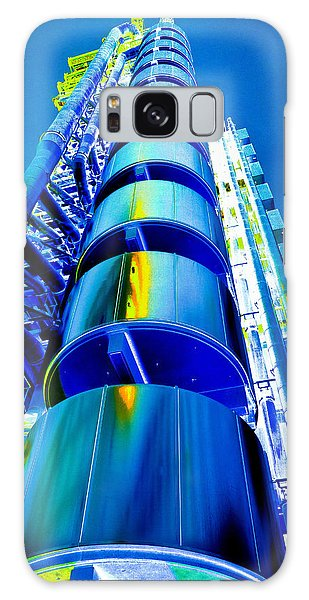 Lloyd's Building London Art Galaxy Case