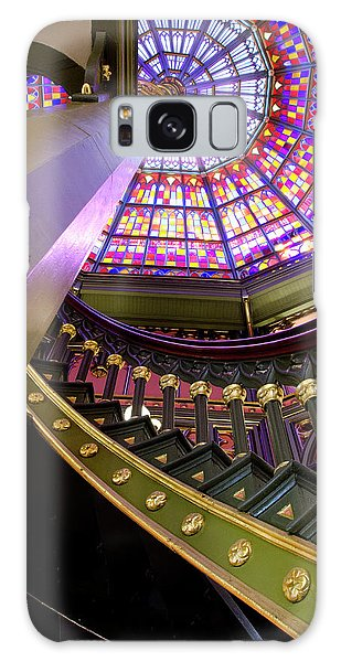 Banister Galaxy Case - Louisiana, Baton Rouge by Cindy Miller Hopkins