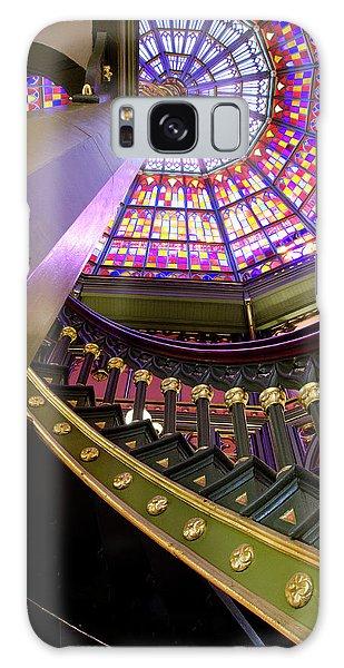 Handrail Galaxy Case - Louisiana, Baton Rouge by Cindy Miller Hopkins