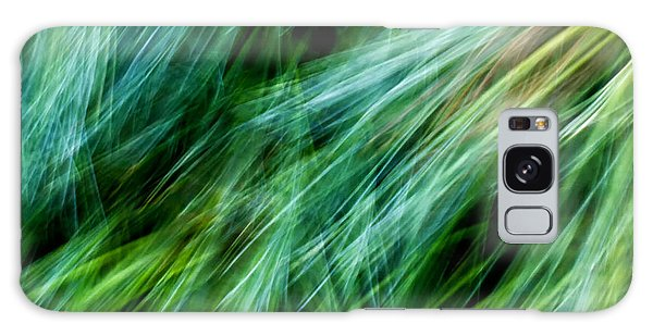 Meditations On Movement In Nature Galaxy Case