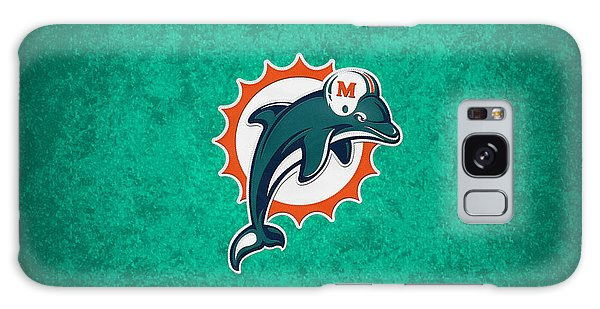 Dolphin Galaxy Case - Miami Dolphins by Joe Hamilton