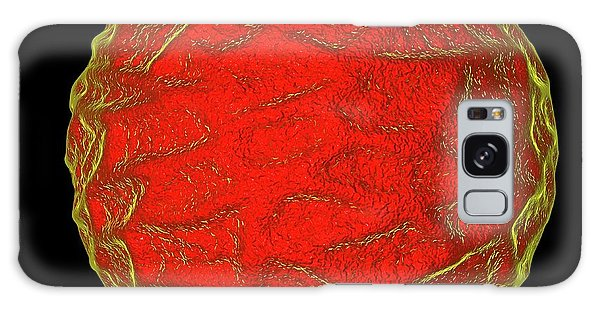 Pollen Galaxy Case - Pollen Grain by Mehau Kulyk