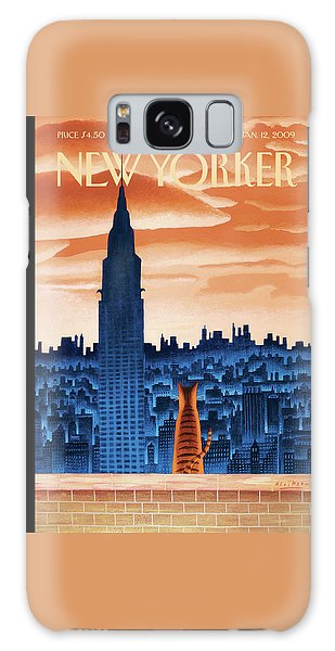 New Yorker January 12th, 2009 Galaxy Case