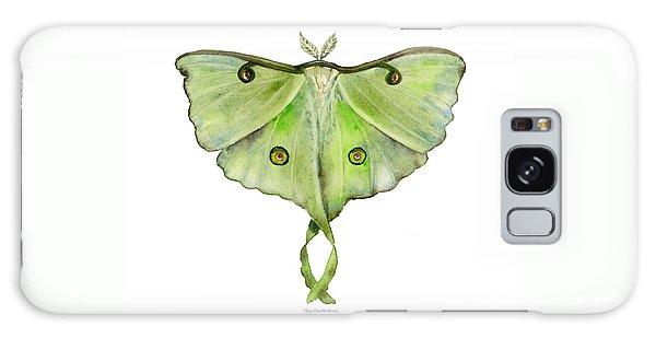 100 Luna Moth Galaxy Case