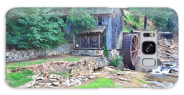 Sixes Mill On Dukes Creek Galaxy Case