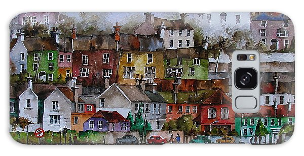 107 Windows Of Kinsale Co Cork Galaxy Case