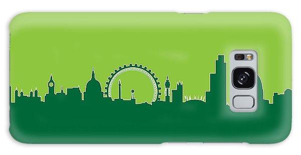London Galaxy Case - London England Skyline by Michael Tompsett
