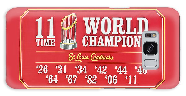 11 Time World Chapion Poster Dsc01106 Galaxy Case