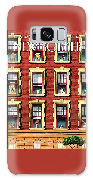 New Yorker August 13th, 2007 Galaxy Case